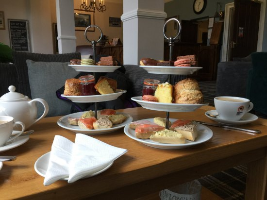 Afternoon Tea for 2 at Waterhead Hotel at Coniston