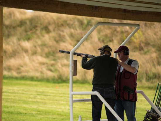 Sporting Shooter 50 - Clay Pigeon Shooting