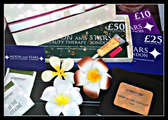 Moon and Stars Beauty Therapy Voucher