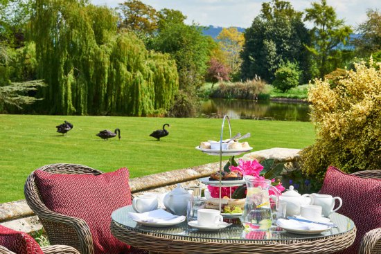 Afternoon Tea for 2 at Dumbleton Hall Hotel