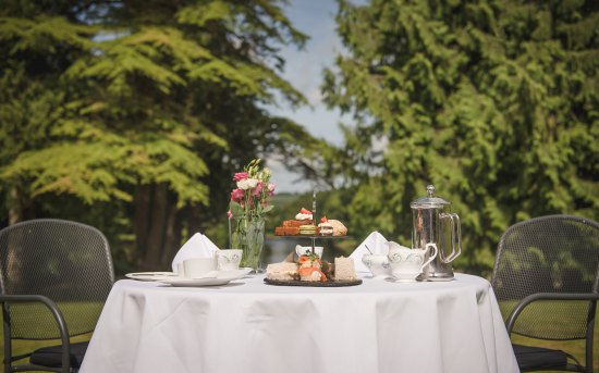 Afternoon Tea for 2 at Friars Carse Hotel