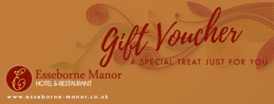Esseborne Manor Voucher