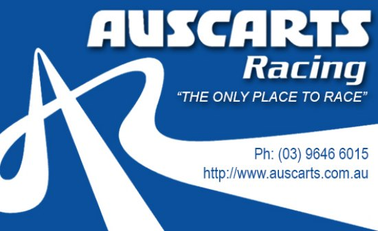 Auscarts Indoor Racing Voucher