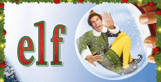 Elf Outdoor Screening - 16th December (£3.50 Booking Fee)
