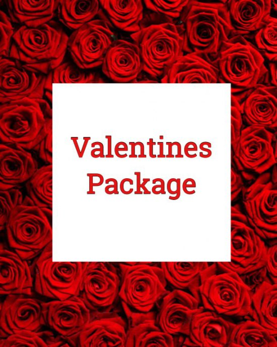 ALL ABOUT YOU Valentine's Package