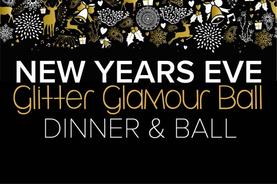 New Years Eve - Dinner & Ball Ticket
