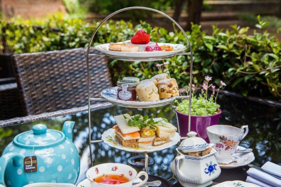 January Deal - Afternoon Tea for Two