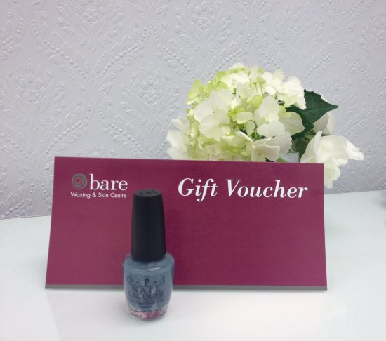 Bare Waxing Gift Voucher