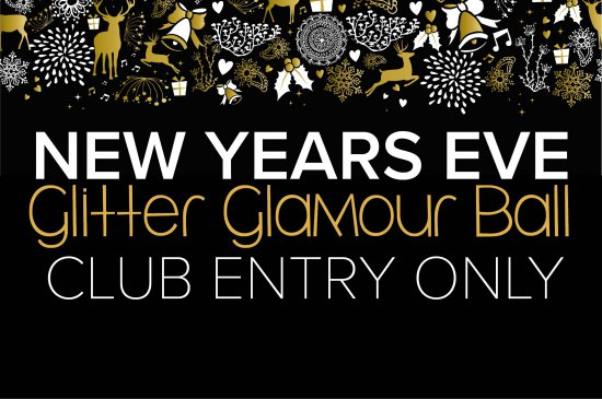 New Years Eve - Club Entry Only (18+)