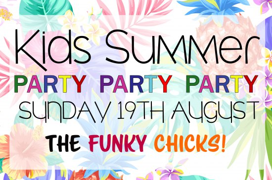 Kids Summer Disco - ADDITIONAL ADULT TICKET